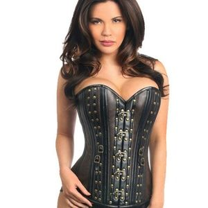 Daisy Corsets Top Drawer Steampunk Overbust 6XL 6X